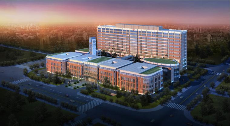 [重庆]妇幼保健医院中心建筑方案设计