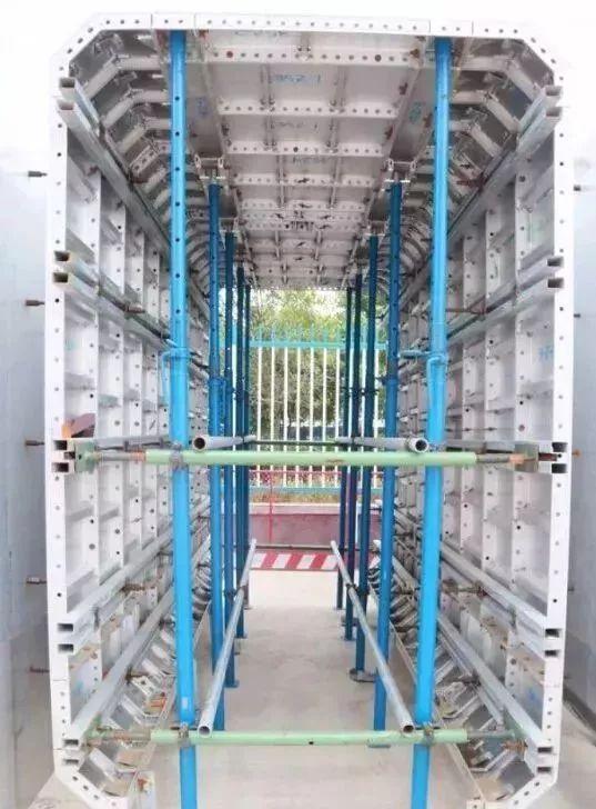 地下管廊廊体建造支模施工的新材料、新设备、新技术和新标准!_20