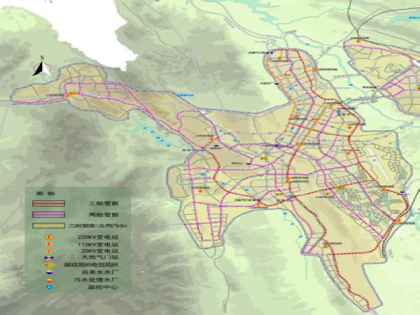 兴义市城市地下综合管廊建筑工程可行性研究报告