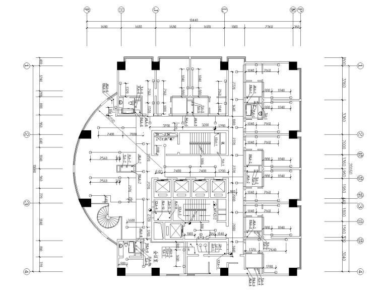某综合高层(5星酒店和公寓)给排水施工图_3