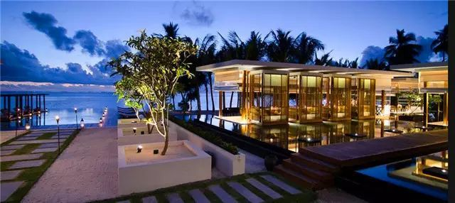 你可能感兴趣的--马尔代夫部分建筑风格赏析