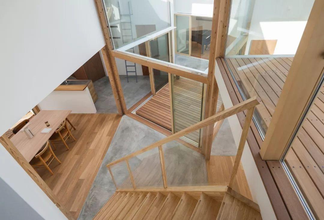 这些日本房子看着很简陋,但空间布局令人咋舌!_51