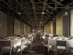安静餐厅3D模型下载