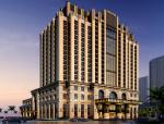 欧式大气酒店3D模型下载