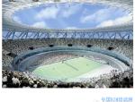 【BIM案例】天津团泊湖网球中心BIM应用
