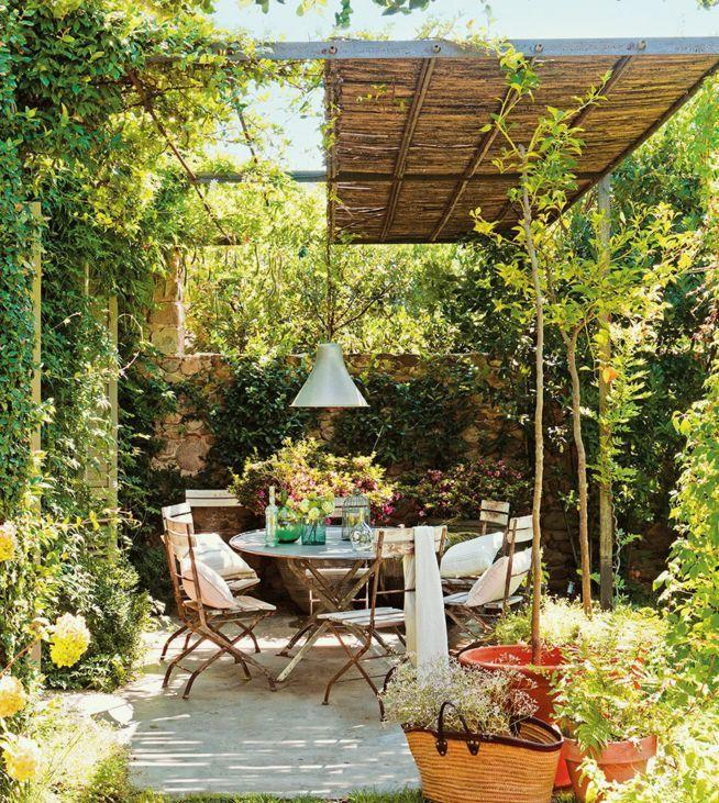 50款乡下小院,花做篱笆,诗意为墙。_17
