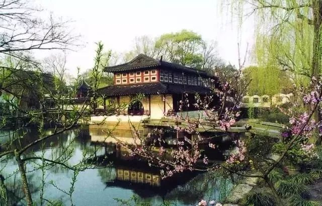有一种建筑,叫中国古园林建筑系列之苏派园林建筑_1