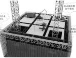 巨型双层钢板剪力墙施工关键技术