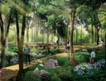[湖南]滨水名人文化传承广场设计方案