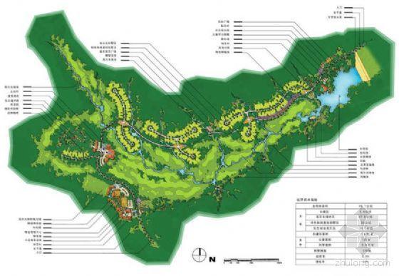 [大连]乡村俱乐部景观规划设计方案
