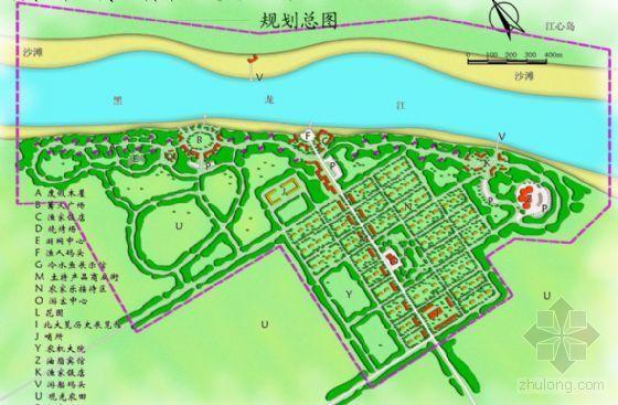 黑龙江旅游景区区渔村总体规划