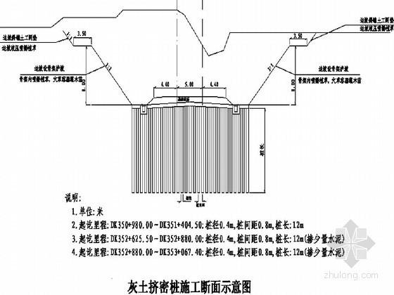 [河南]铁路工程路基处理专项施工方案(中铁建)