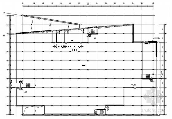 苏州某化工生产车间电气照明施工图