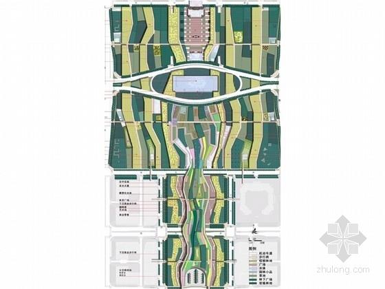 [深圳]本土地域风情广场景观规划设计方案
