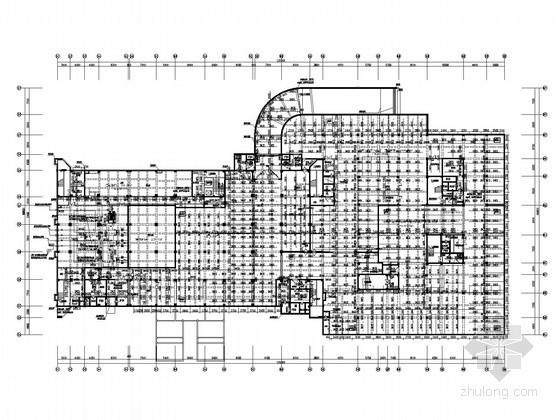 [湖南]九万平米大学建筑给排水施工全套图纸(大空间智能灭火 太阳能热水)