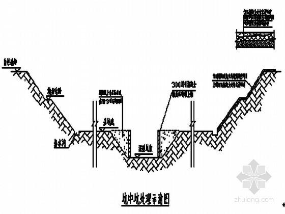 [江苏]某住宅楼基坑围护结构设计及土方开挖施工方案