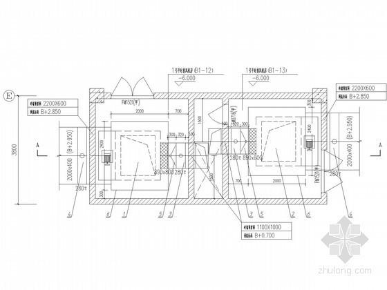 [江苏]车库通风及防排烟系统设计施工图