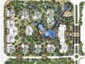 [成都]欧式英伦风格高档花园住宅区景观设计