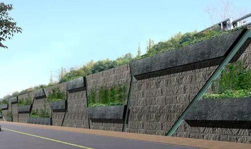挡土墙工程的设计与施工!