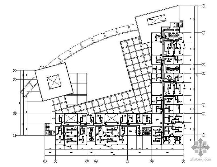 昆明市某五层综合办公楼空调系统毕业设计
