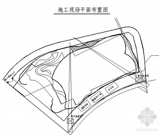 重庆某大剧院施工组织设计(巴渝杯)