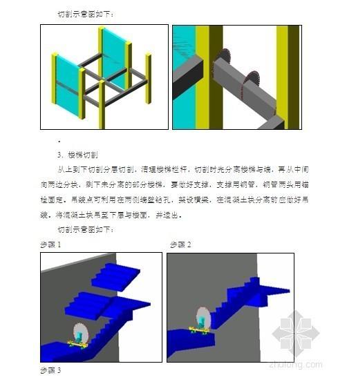 [广东]住宅楼楼板、梁拆除施工方案