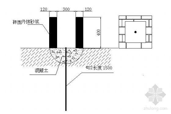 北京某住宅群工程测量施工方案