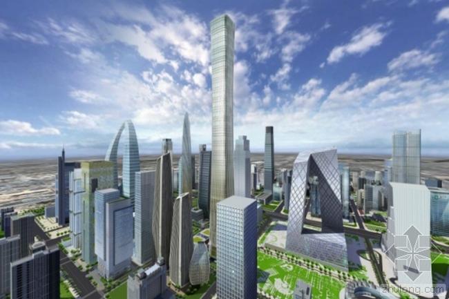 """""""中国尊""""破400米大关已施工至82层,创8项世界和15项中国纪录!"""