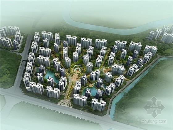 [四川]现代风格高层安置区规划方案文本(知名设计院)