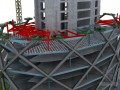 [北京]筒中筒结构超高层办公塔楼施工组织设计(技术标,1000余页,附图丰富)
