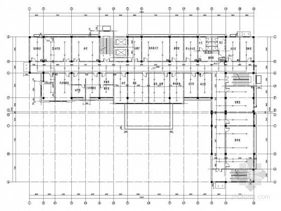 [安徽]疾病防治中心建筑给排水施工图