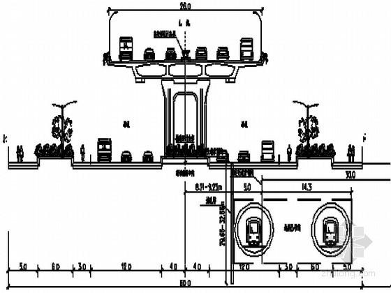[湖北]高架桥下地铁基坑围护结构地下连续墙施工方案