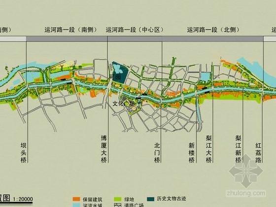 [东莞]某河道周边环境改造设计方案