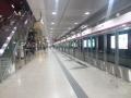 [上海]地下连续墙围护结构地下两层岛式站台地铁车站工程施工图全套481张