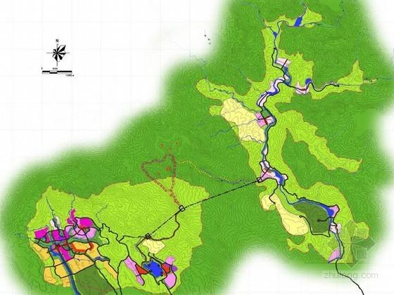 [保亭]某温泉度假区景区总体规划