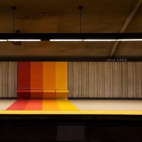 世界最美地铁景观,美到让你不想回家_29
