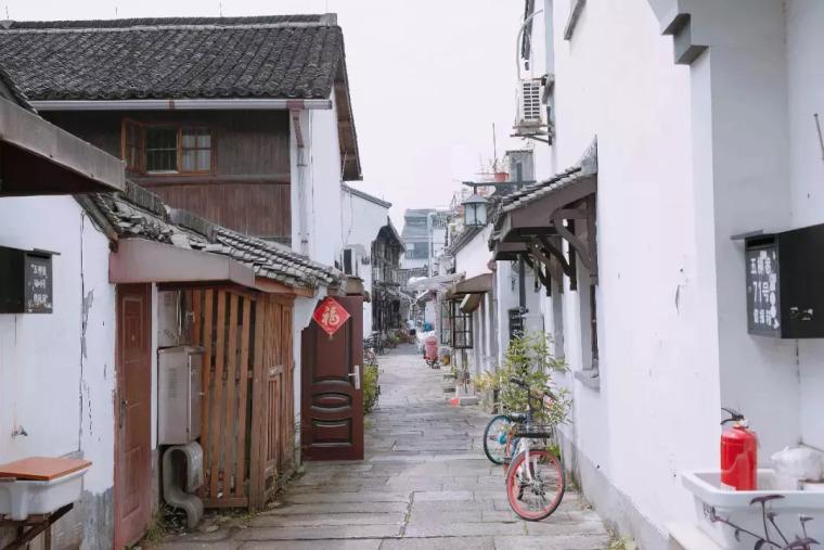 用心感受老杭州小街小巷的慢生活_15