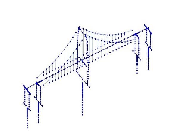 新型铅阻尼器在独塔自锚式悬索桥减震控制中的应用研究