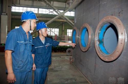 [陕西]神木30000m³/h矿井井下水处理厂施组设计(共147页)