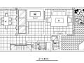 [江苏]现代风格400平米联体别墅设计施工图(附效果图)