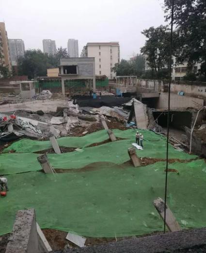 北京地库塌了!!全市设计院都遭殃……_4