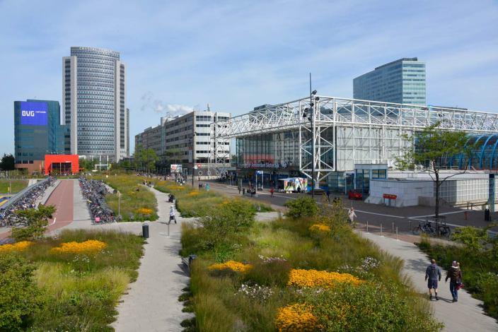 荷兰Orlyplein广场-3