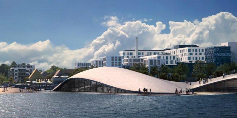 挪威奥斯陆新水族馆