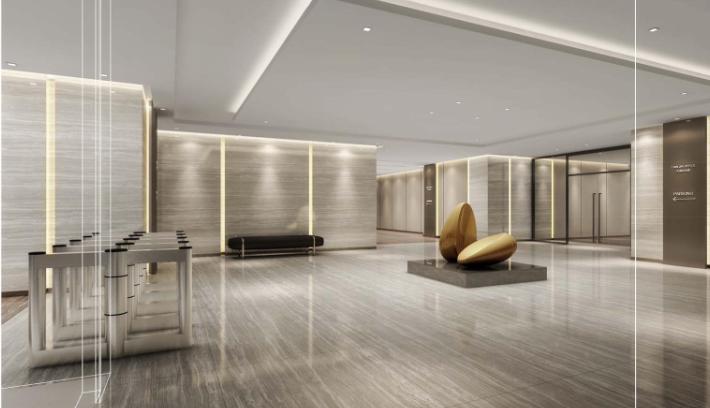 [精品汇总]室内设计办公及餐饮施工图及设计方案(其二)