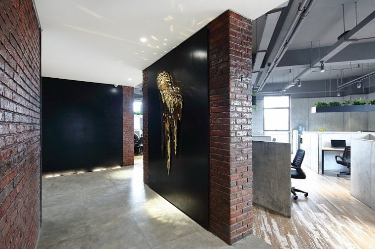 北京自然与设计的融合的办公室-9