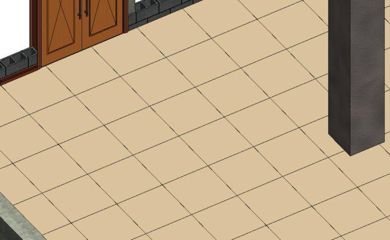 BIM排瓷砖,你一看就会!_5