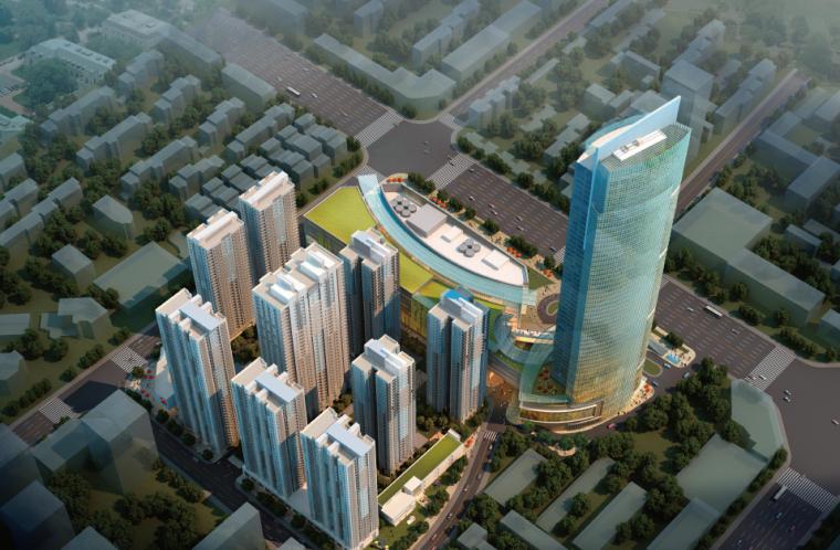 [昆明]大白庙住宅商业综合体项目