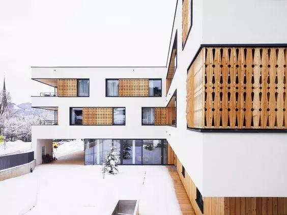 建筑的构成之美!