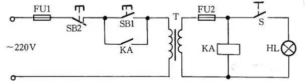 12种常用的电气设备接线图_8
