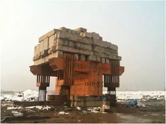 地锚系统在钻孔灌注桩轴向大吨位静载试验中的应用_4